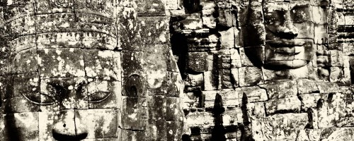 Hidden Faces at Bayon