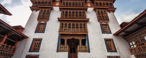 Punakha Dzong Jump!