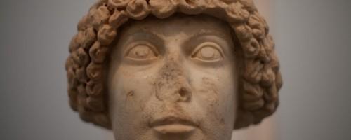 Statue at Aphrodisias