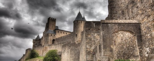 Carcassonne HDR