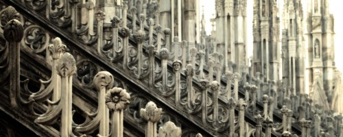 Duomo Roof Details